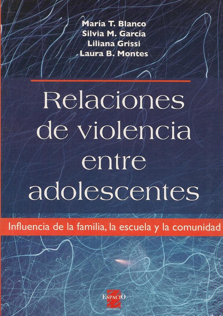 Relaciones de violencia entre adolescentes