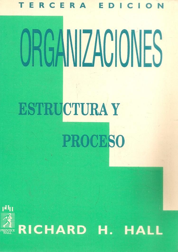 Organizacion Estructura y Procesos