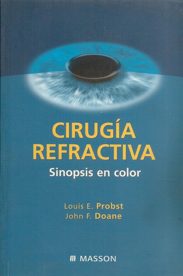 Cirugia Refractaria Sinopsis en color