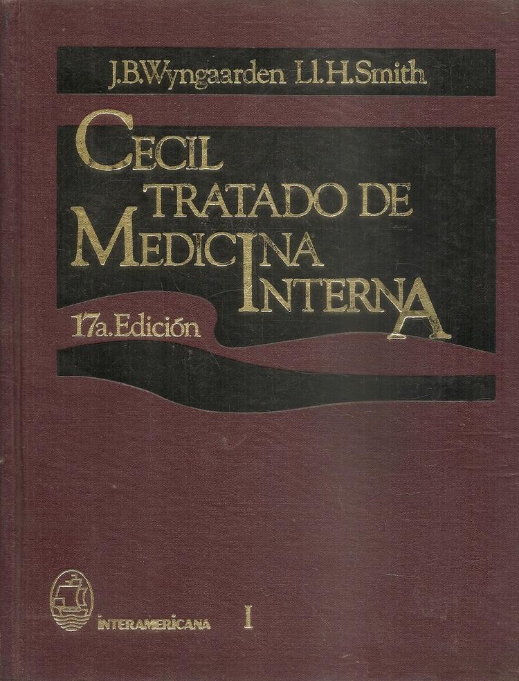 Cecil Tratado de medicina interna 1