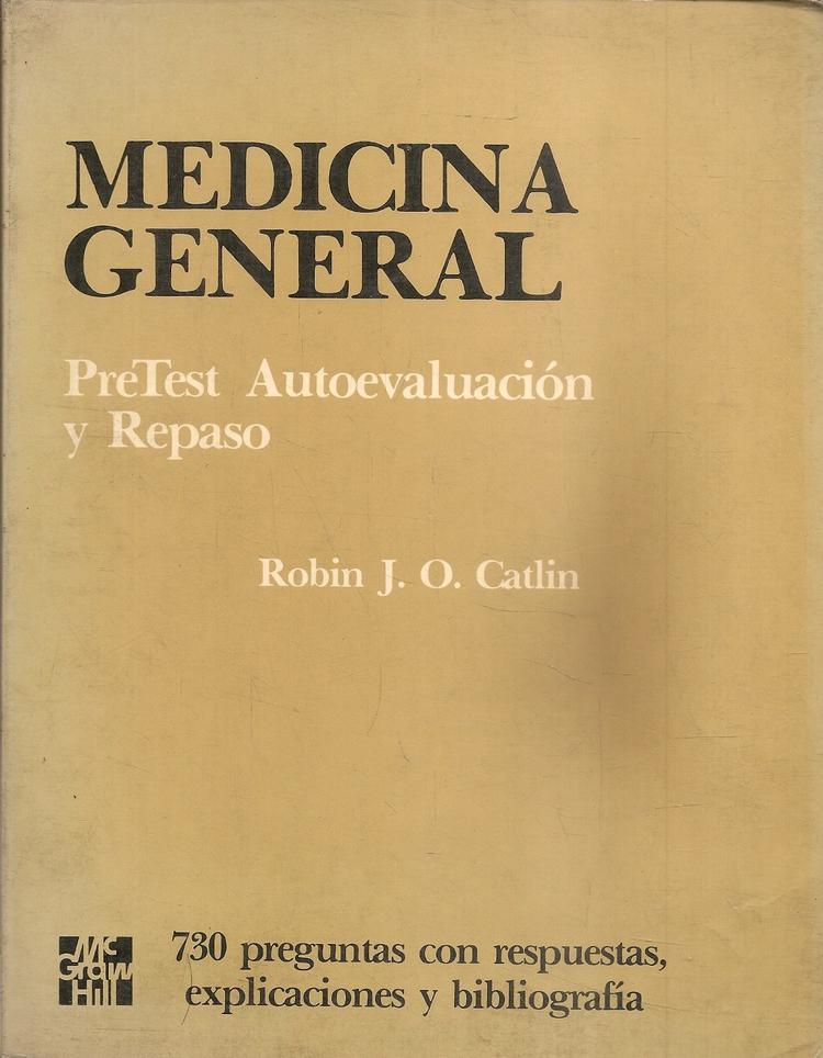 Medicina general Pre-test autoevaluacion
