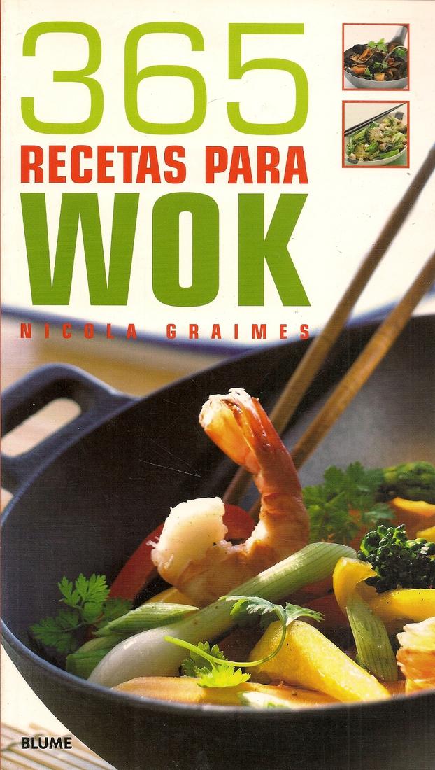 365 Recetas para Wok
