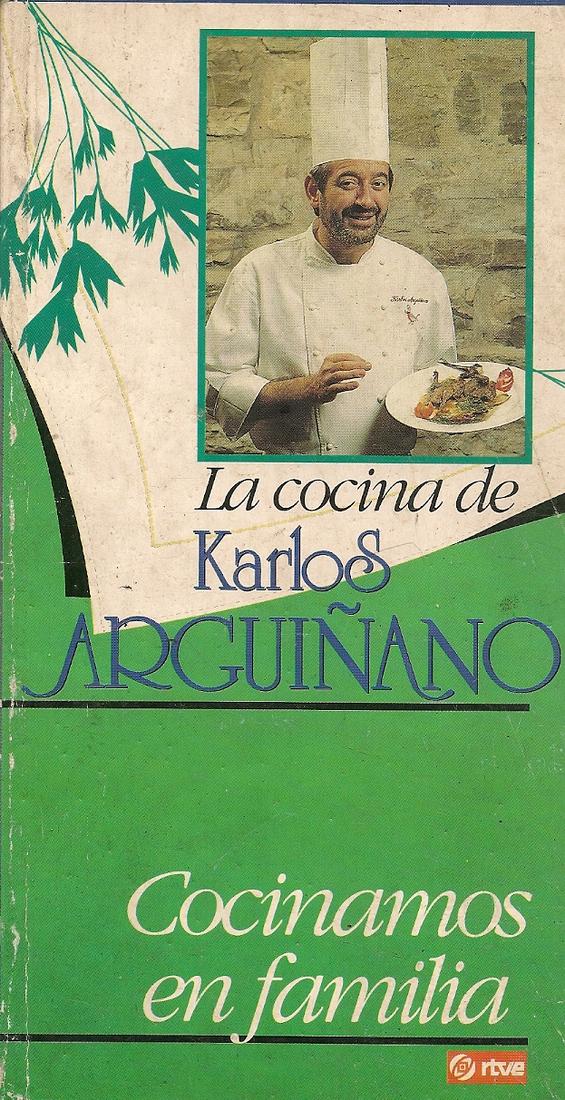 Cocinamos en familia Karlos Arguiñano