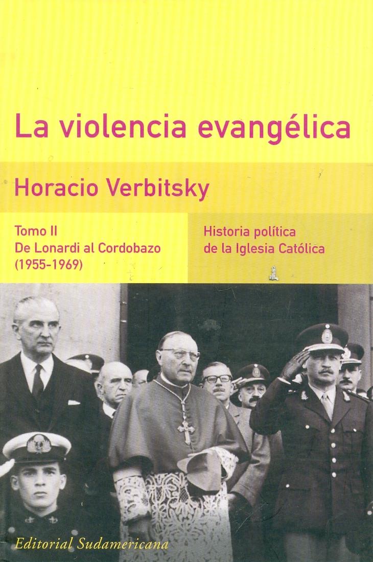 La violencia evangelica