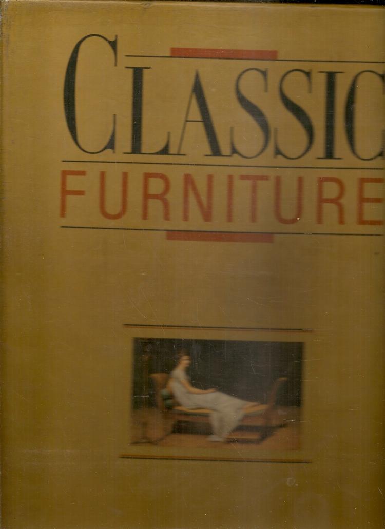 Classic Furniture 2 Tomos Muebles Clasicos