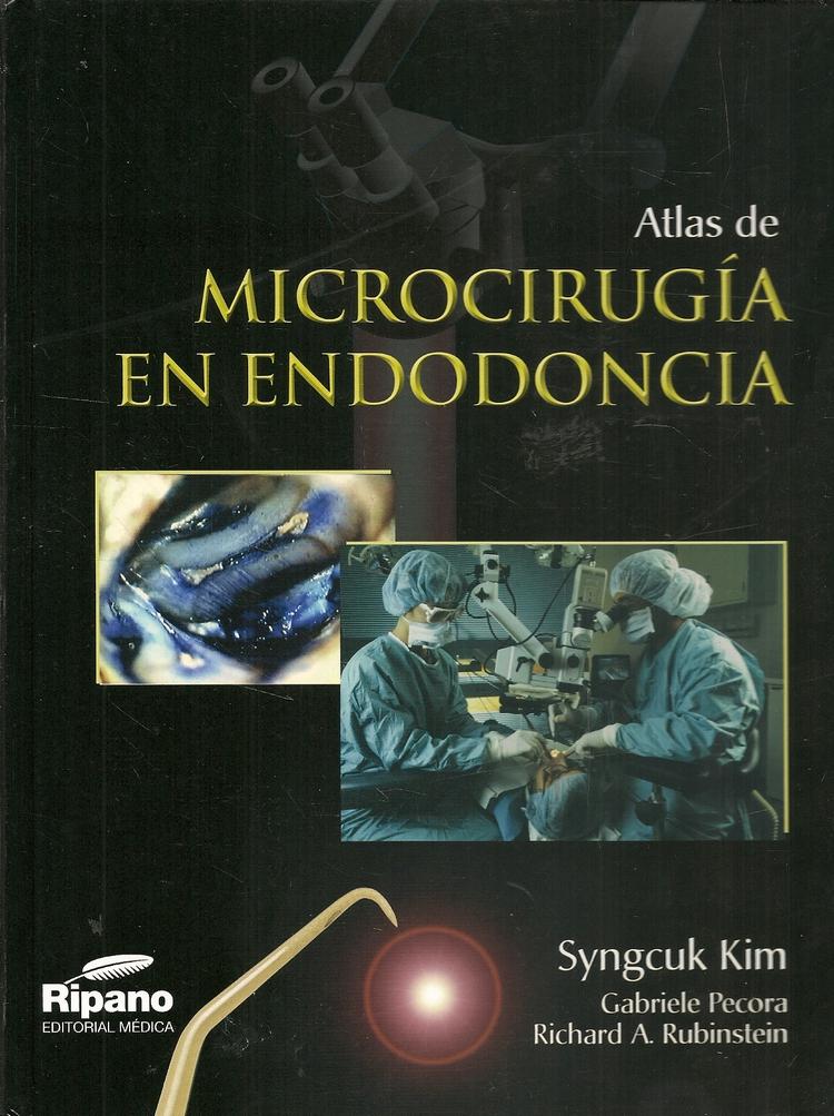 Atlas de Microcirugia en endodoncia