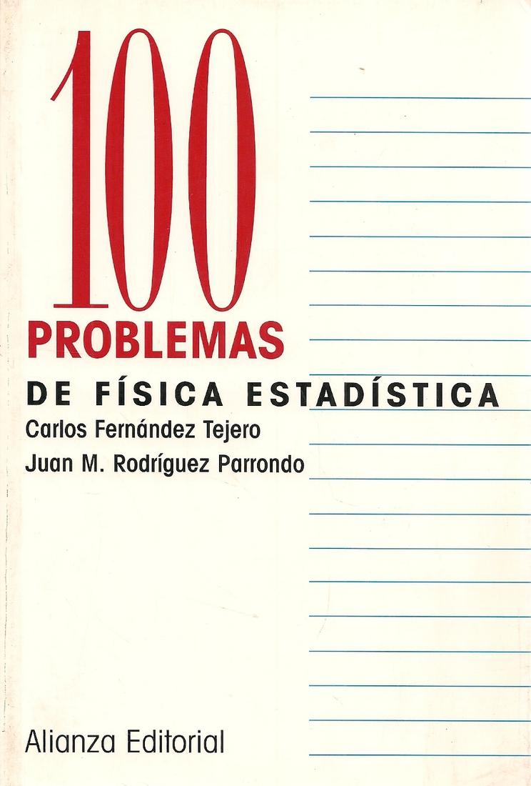 100 Problemas de física estadística