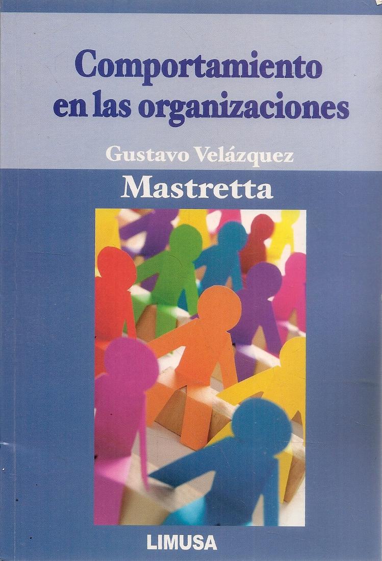 Comportamiento en las organizaciones
