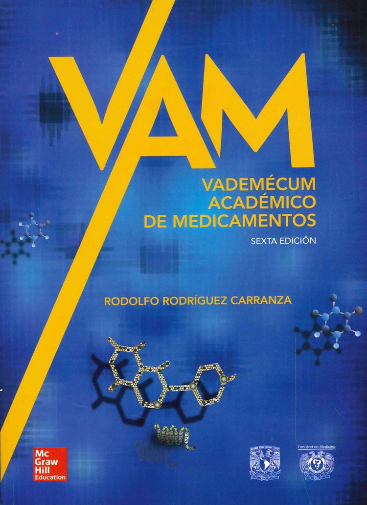 VAM Vademécum Académico de Medicamentos