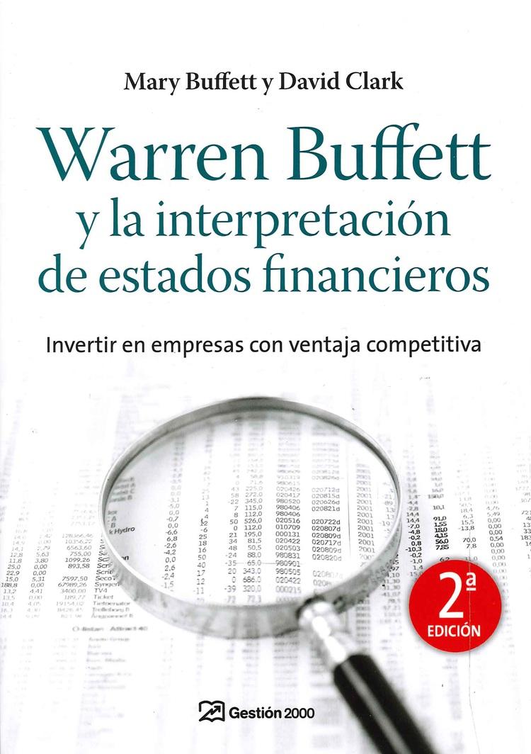 Warren Buffett y la interpretación de los estados financieros