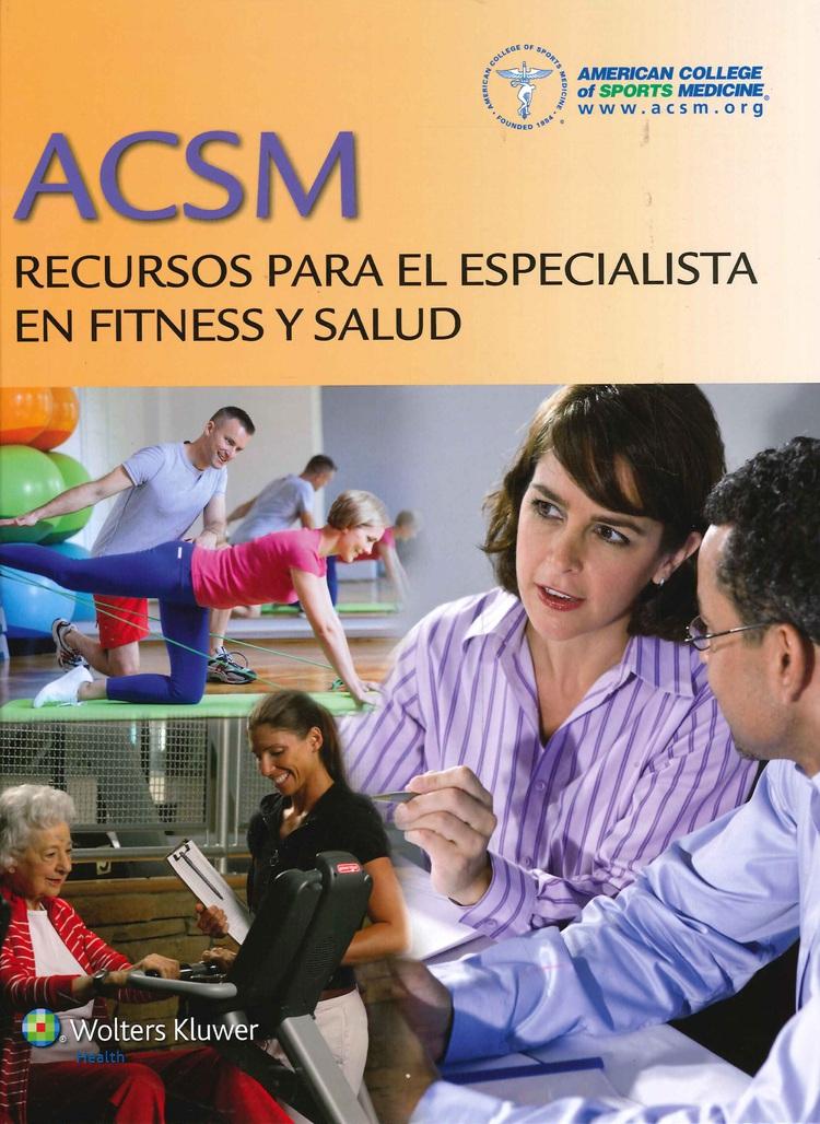 ACSM Recursos para el especialista en fitness y salud
