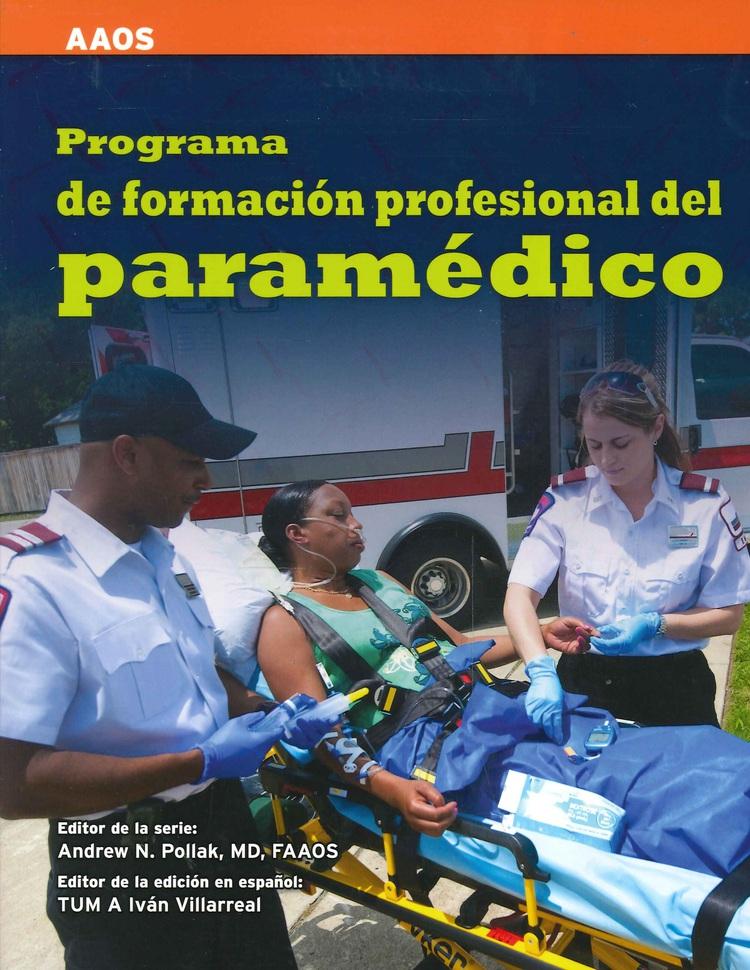 Programa de Formación Profesional del Paramédico AAOS