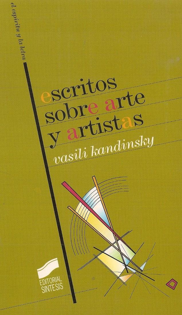 Escritos sobre Arte y Artista
