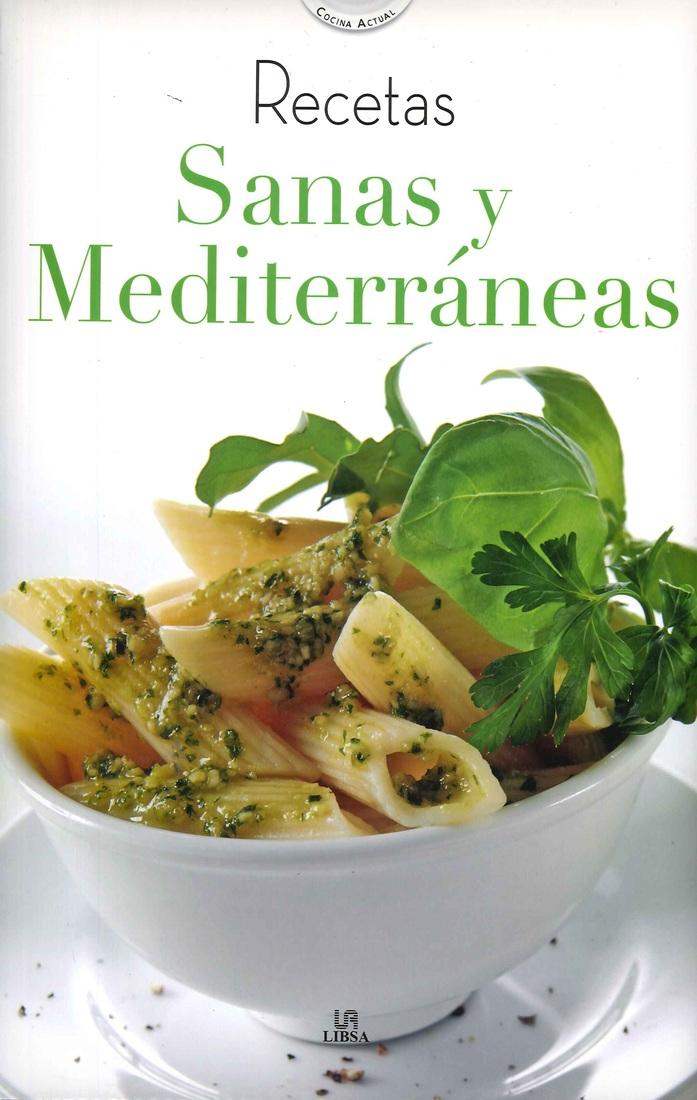 Recetas sanas y mediterráneas