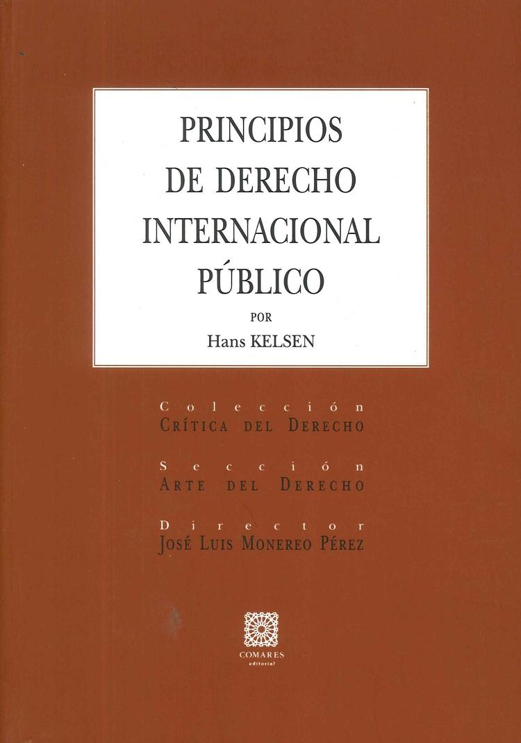 Principios de Derecho Internacional Público